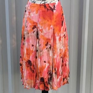 EUC CHRISTOPHER & BANKS Gorgeous Lined Skirt